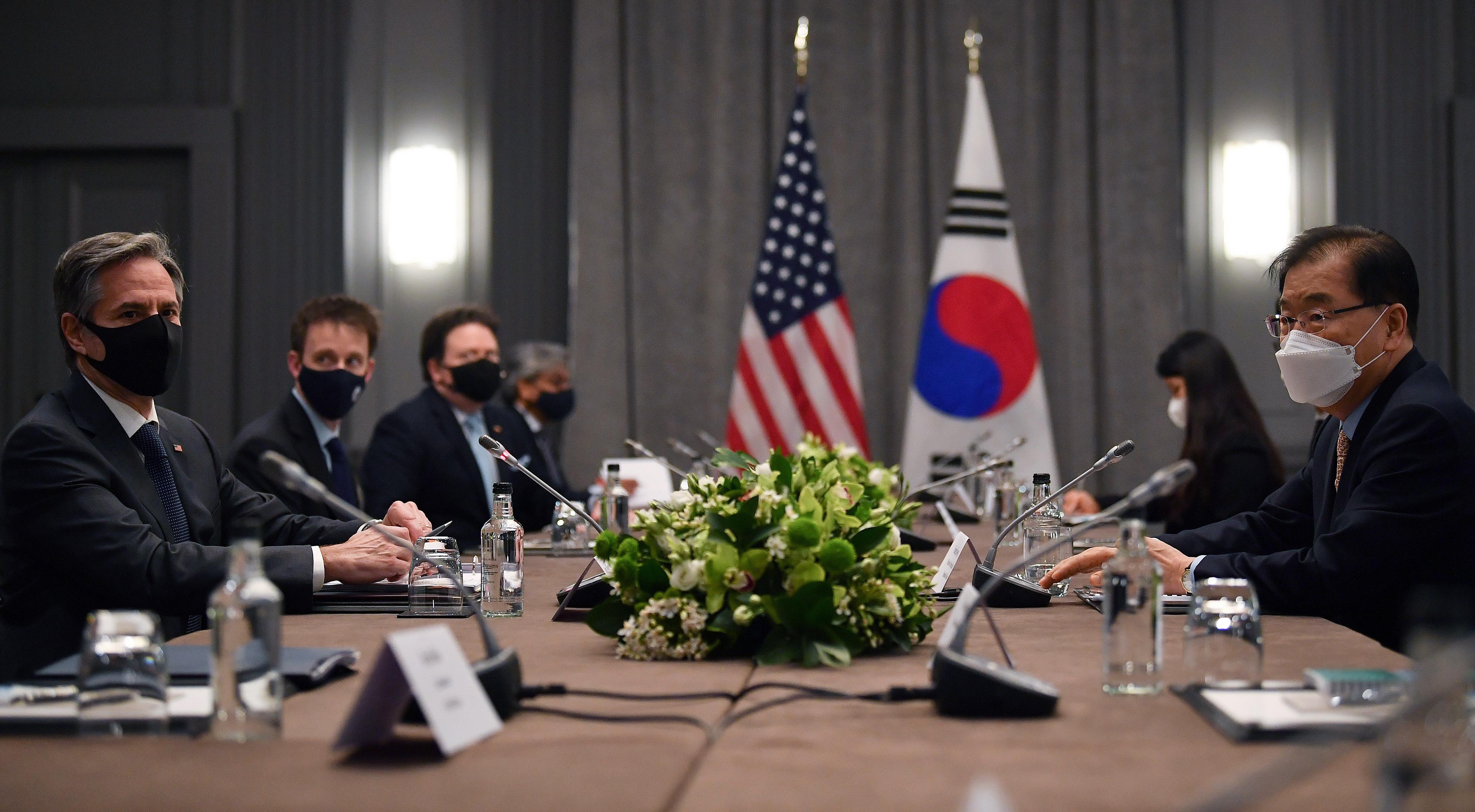 EEUU presenta al G7 su nueva estrategia con Corea del Norte | Internacional
