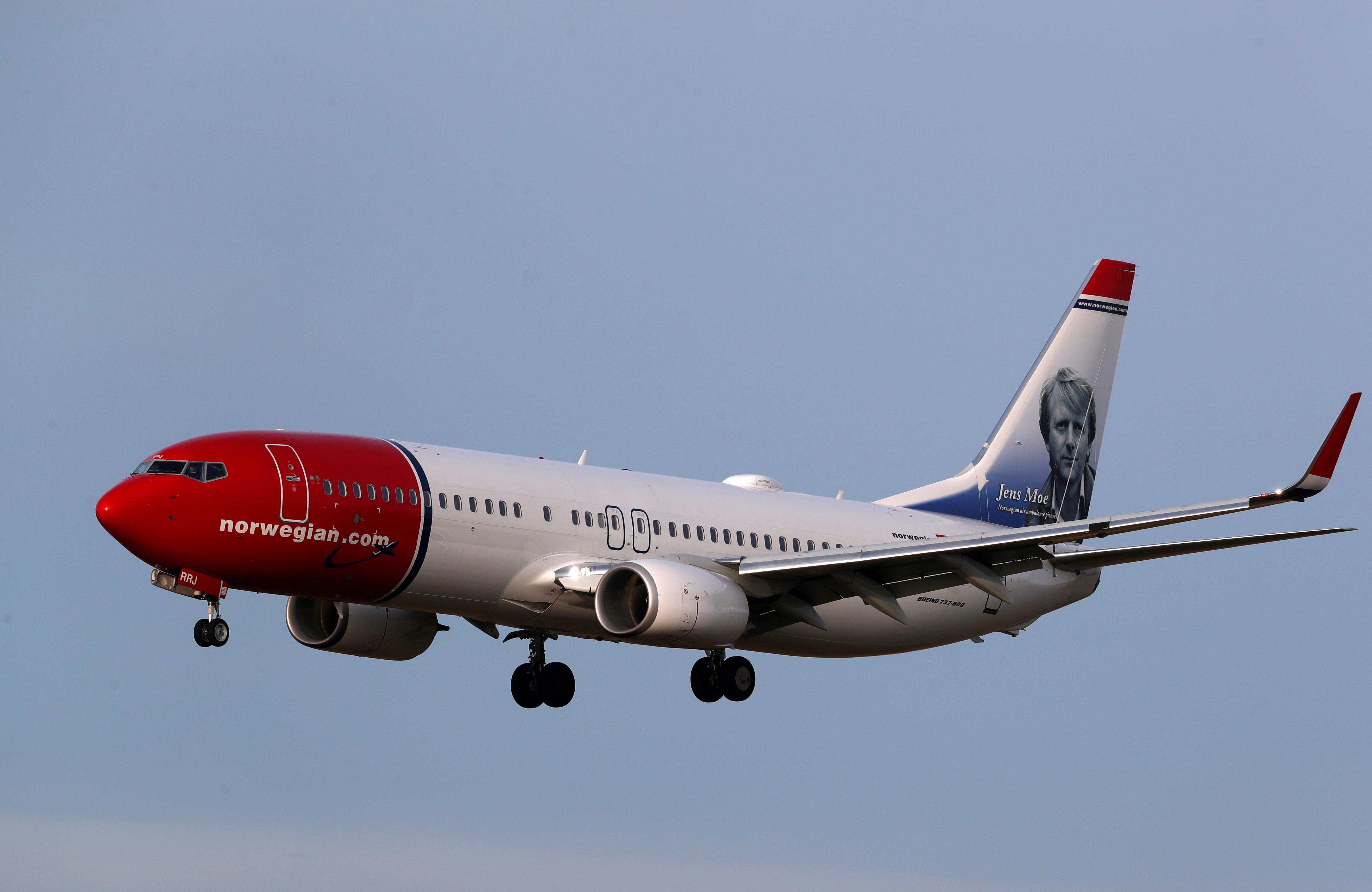 Norwegian anuncia el despido de 1.191 trabajadores en sus bases en España