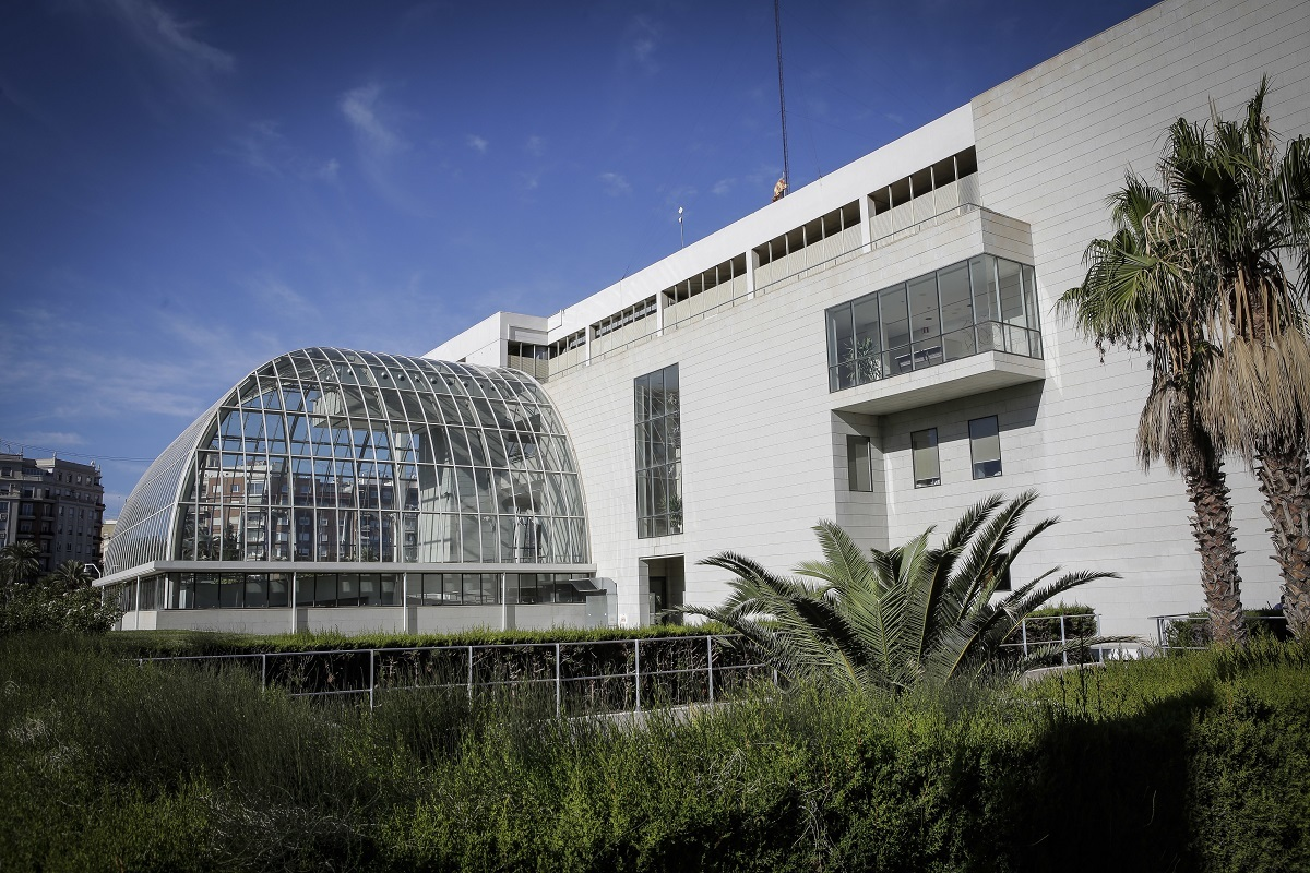 Palau de la Música de Valencia.