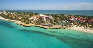 Complejo hotelero de Meliá en Cuba