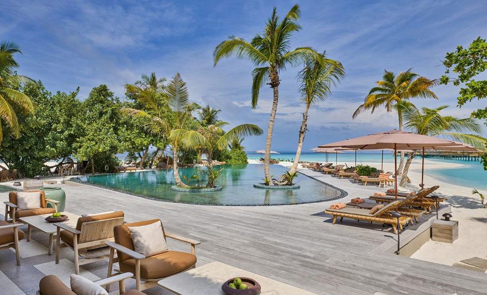 Las Maldivas cuentan con este edén del hotel Joali.