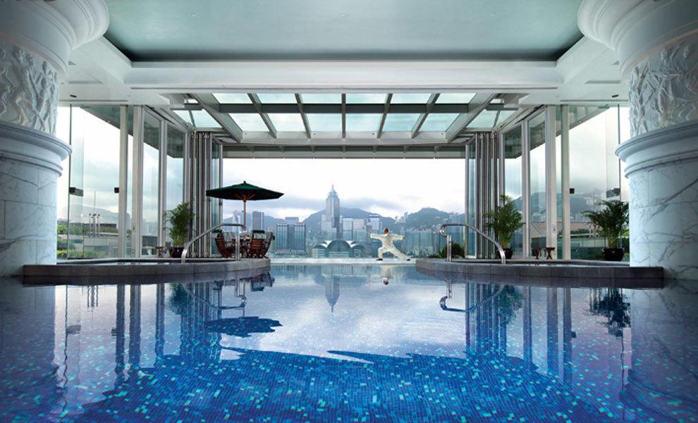 The Peninsula de Hong Kong ofrece este refugio climatizado.