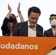 Edmundo Bal valora los resultados de las elecciones.