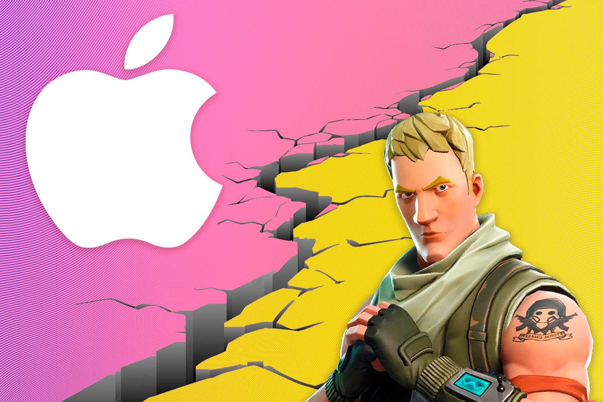 Fortnite contra Apple: el juicio que definirá el futuro de las apps