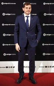 Iker Casillas, el pasado noviembre, en los cines Callao de Madrid