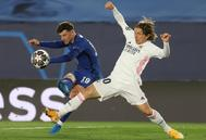 Semifinales de Champions, en directo: Chelsea - Real Madrid