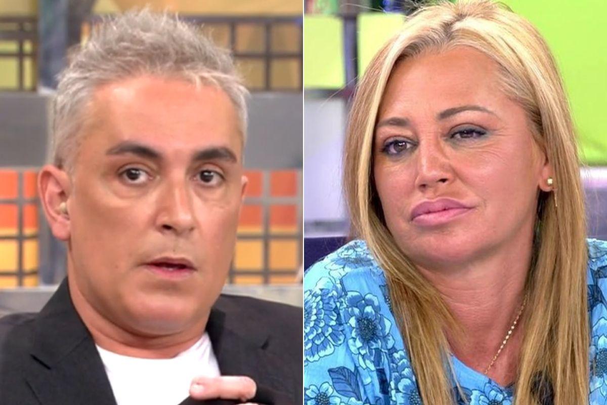 Kiko Hernández y Belén Esteban desvelan una nueva mentira de Antonio David Flores