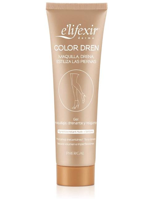 Cremas, espumas y aguas autobronceadoras para un moreno bonito y exprés: E'lifexir Color Dren de Phergal
