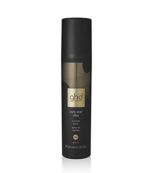 Spray curly ever after, de Ghd.