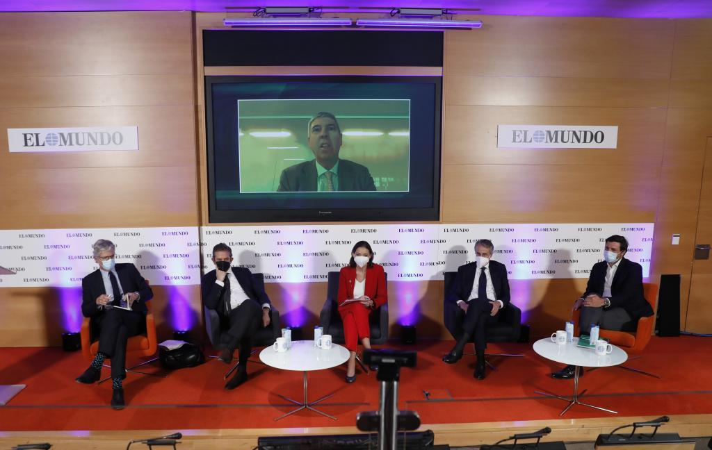 Encuentro Europa verde y digital, en el marco del 25 aniversario de elmundo.es