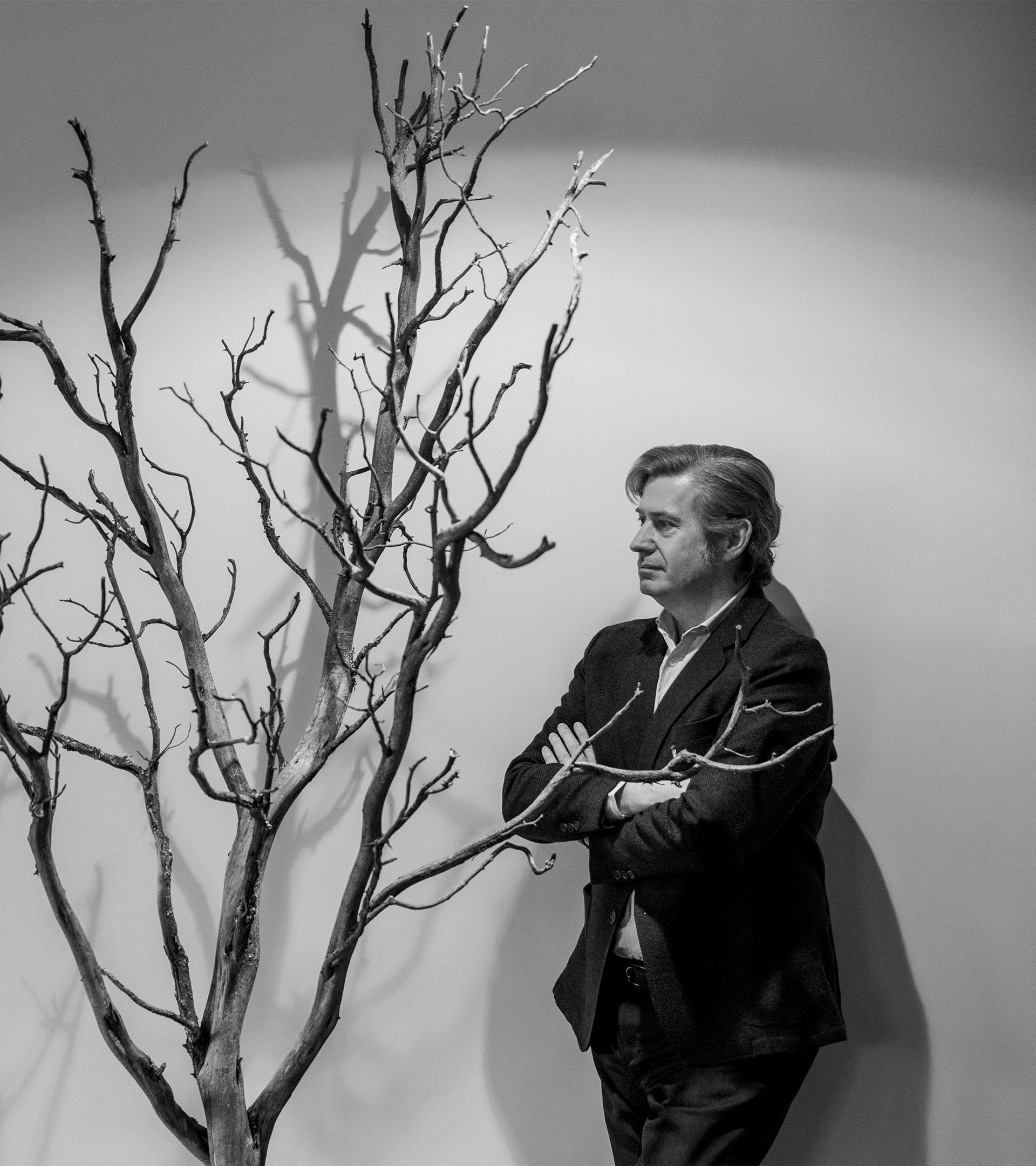 Javier Gomá en la Fundación Juan March. ANTONIO HEREDIA