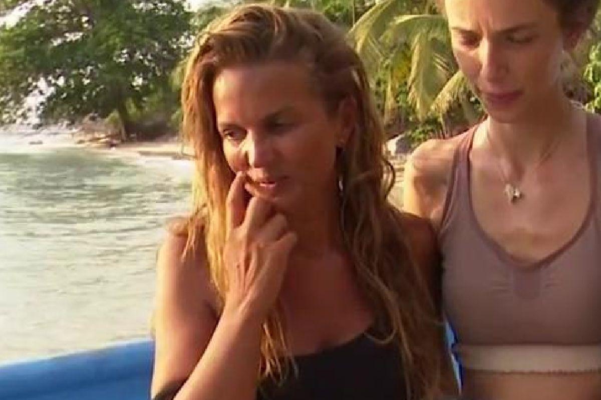 Supervivientes 2021: Marta López, expulsada (Lara Sajen, Agustín Bravo, Sylvia Pantoja, Alexia, Albalá y Valeria Marini, nominados)