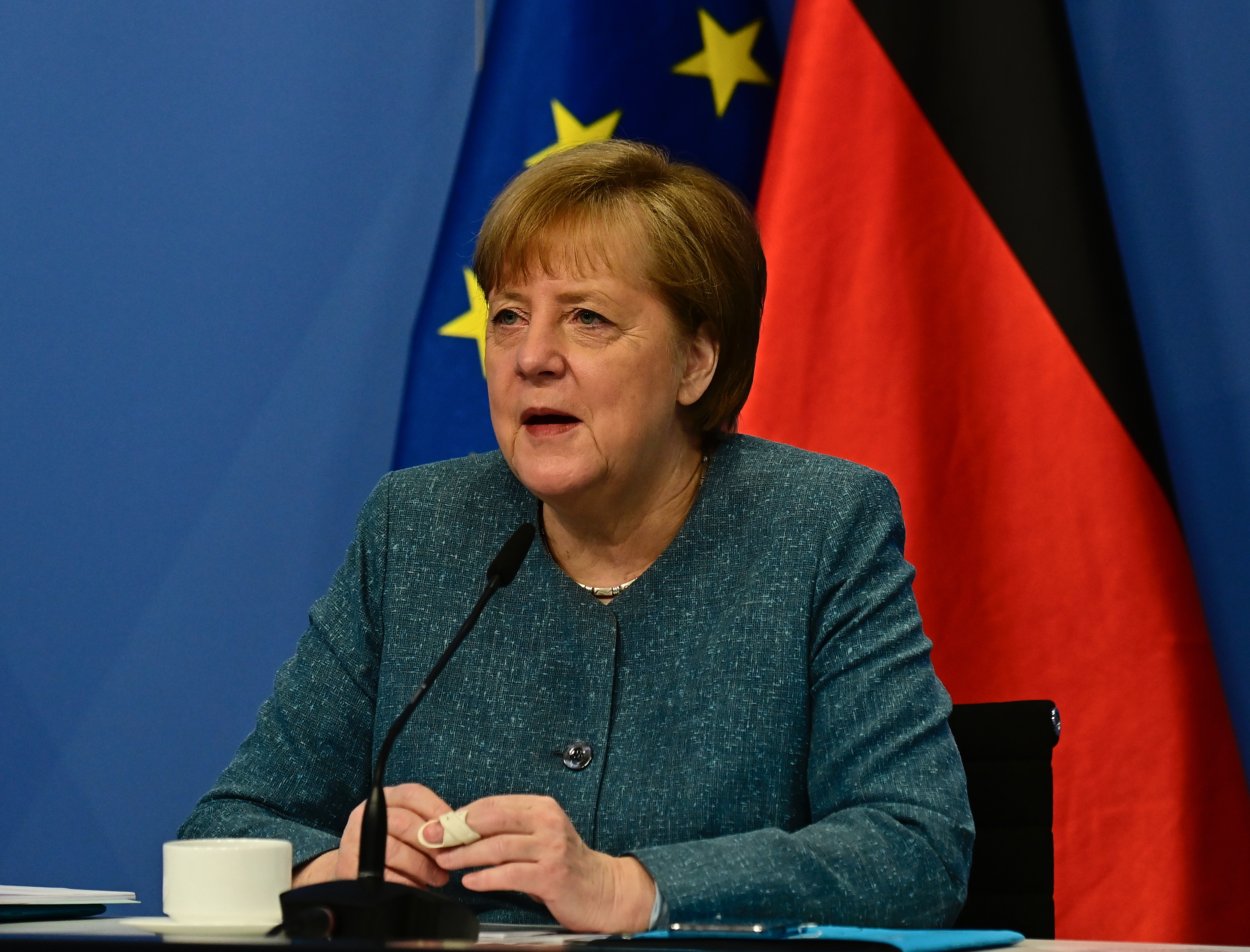 German Chancellor Angela Merkel has spoken out against this mechanism.