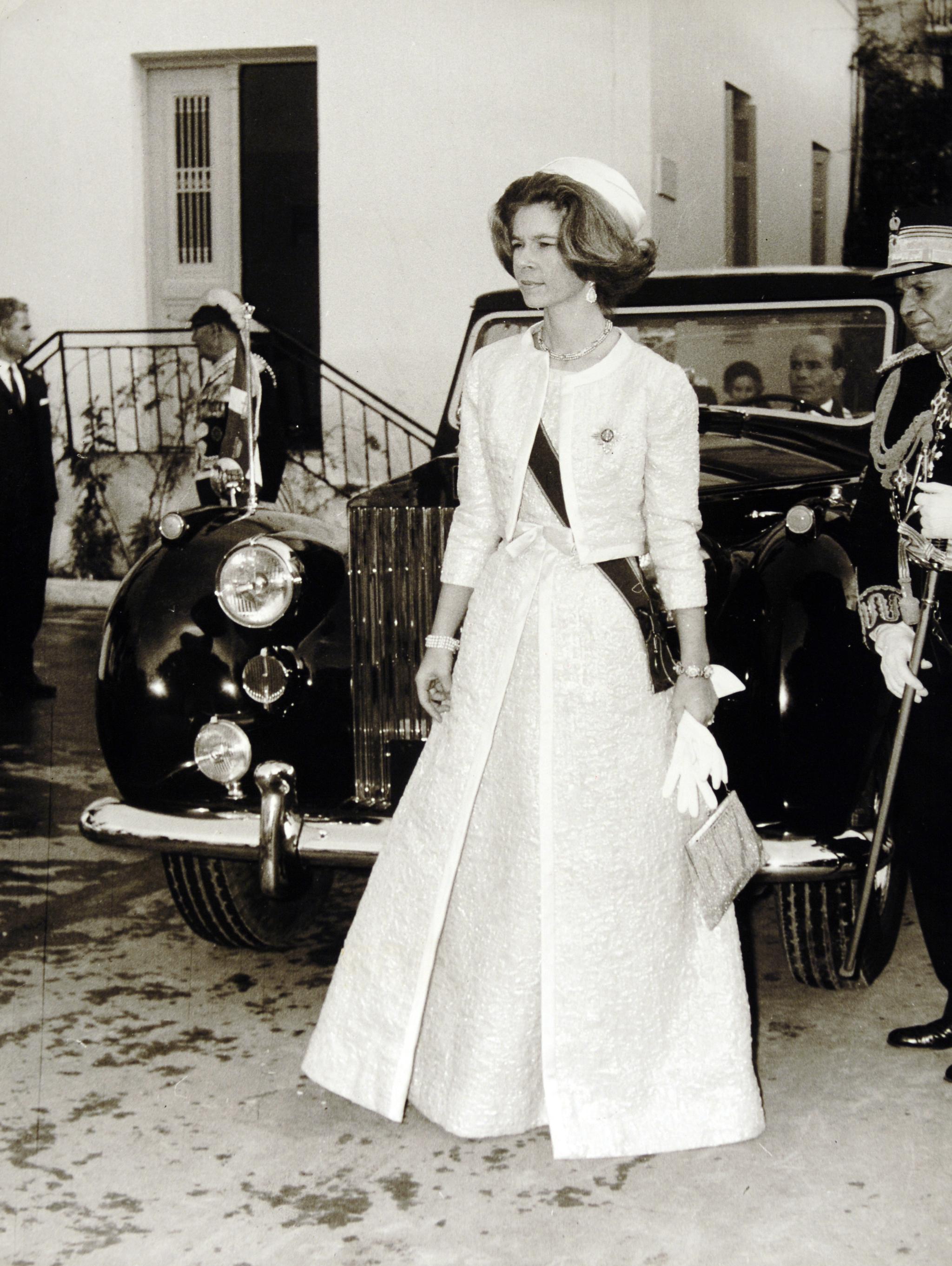 La princesa Irene, en una imagen de mediados de los 60.
