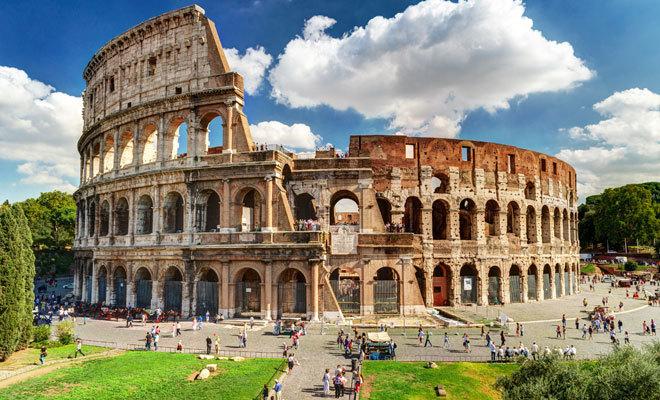 Italia (Roma, en la imagen) es el destino europeo preferido para viajar.