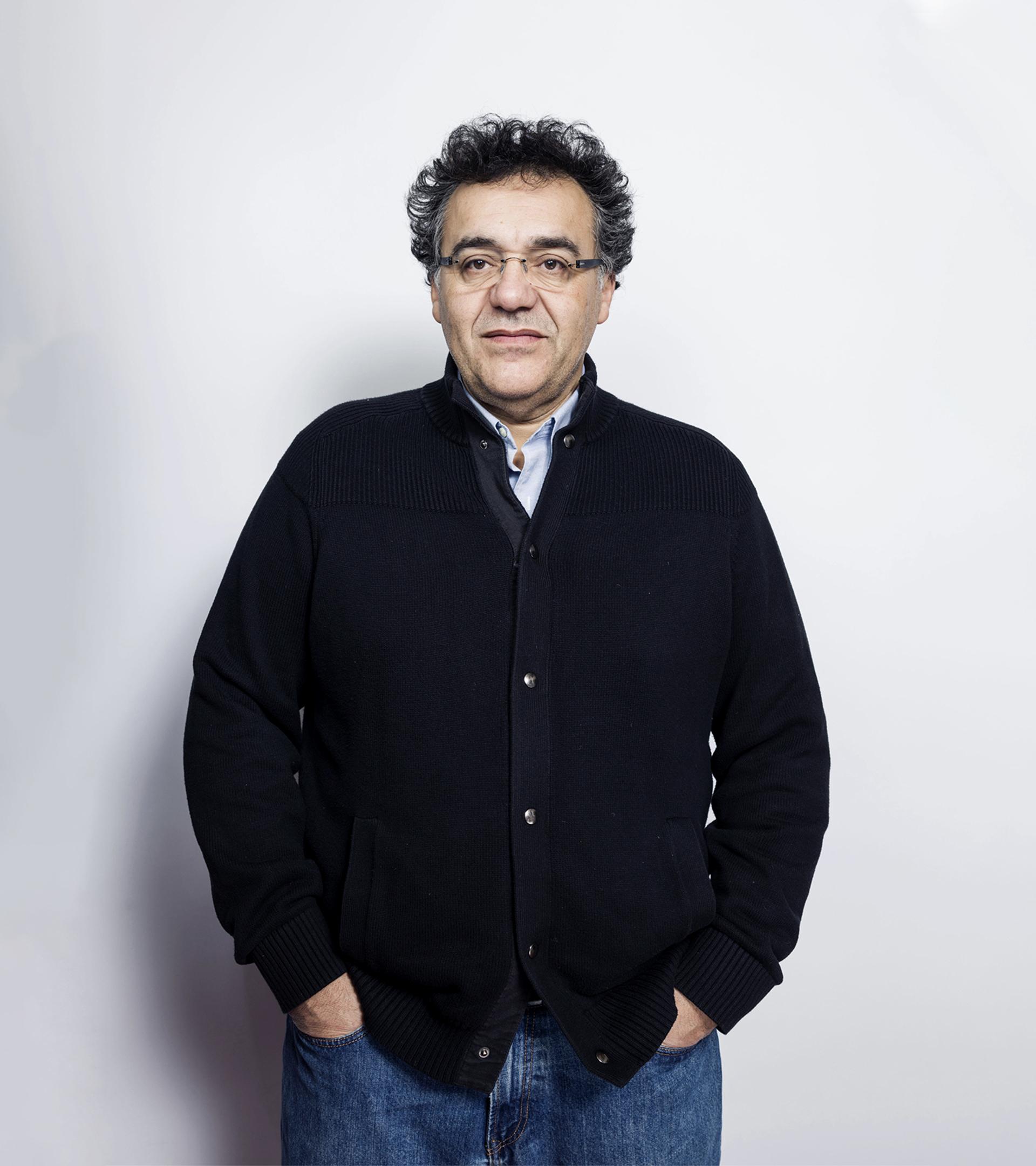 Rodrigo García.