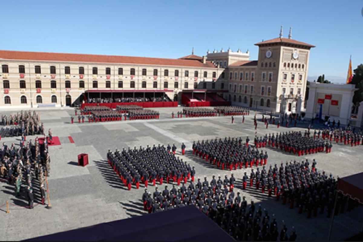 Academia General Militar de Zaragoza.