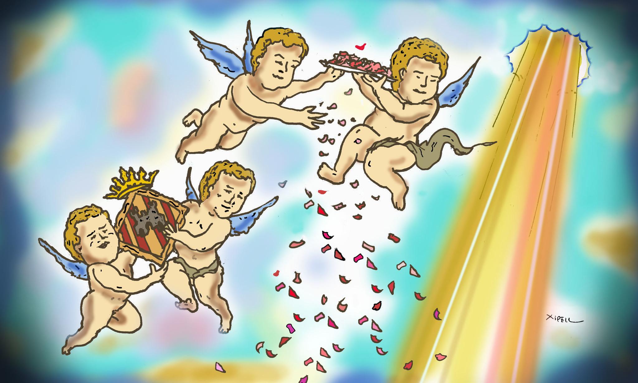 Las dos coronas de Lledó y el guarismo