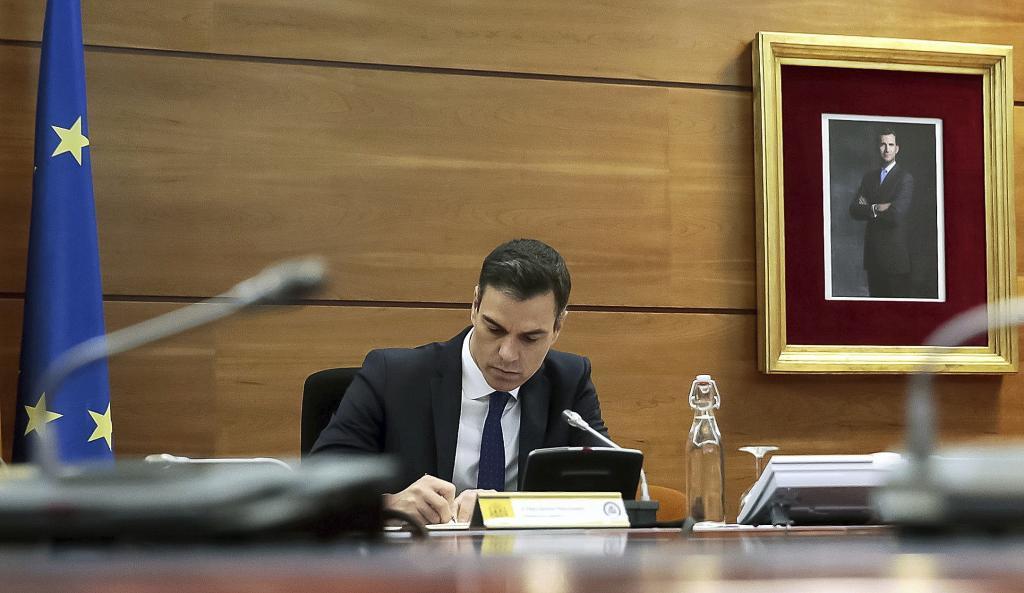 El presidente Pedro Sánchez, en una foto de archivo