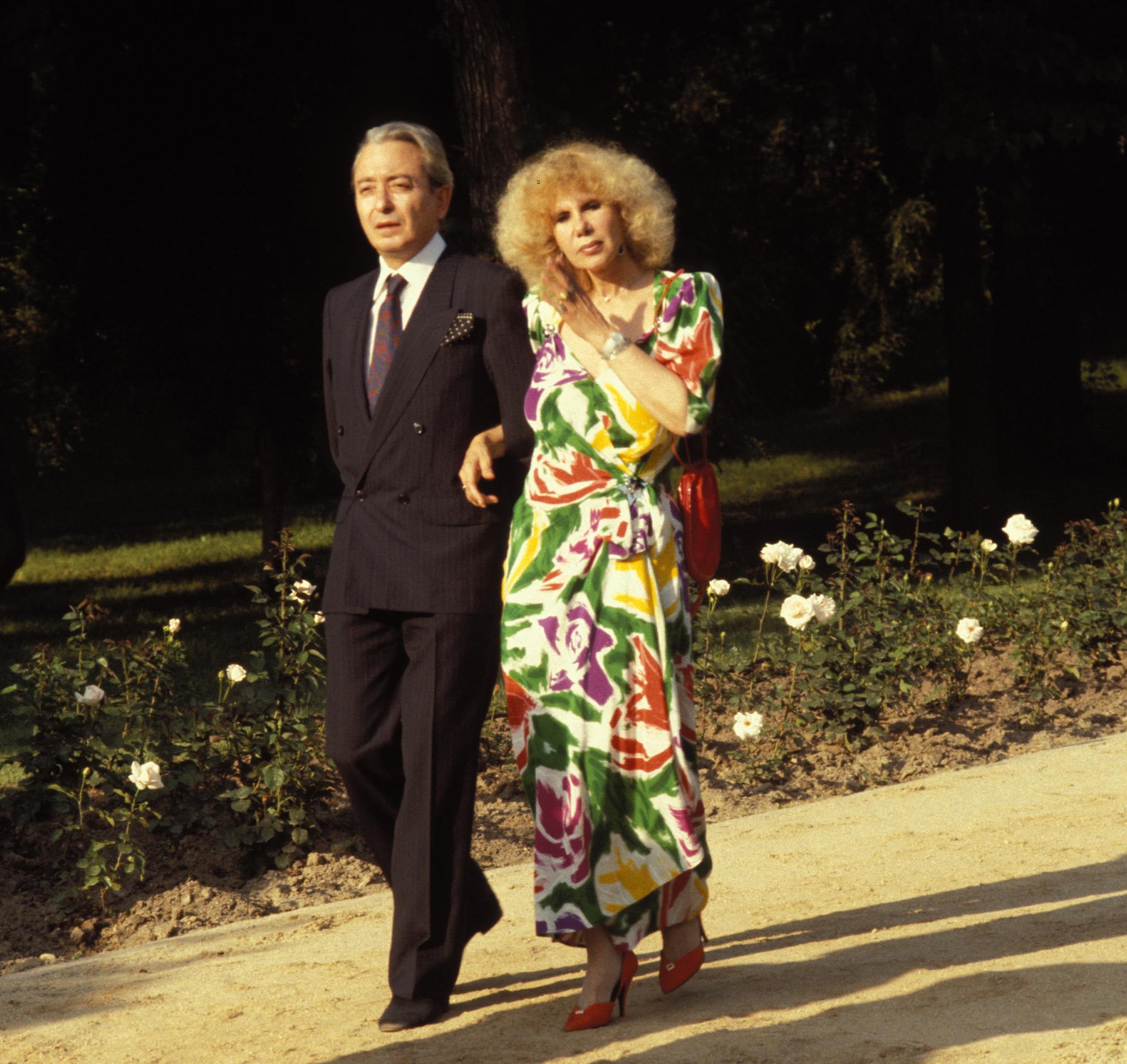 El matrimonio, en los años 80.