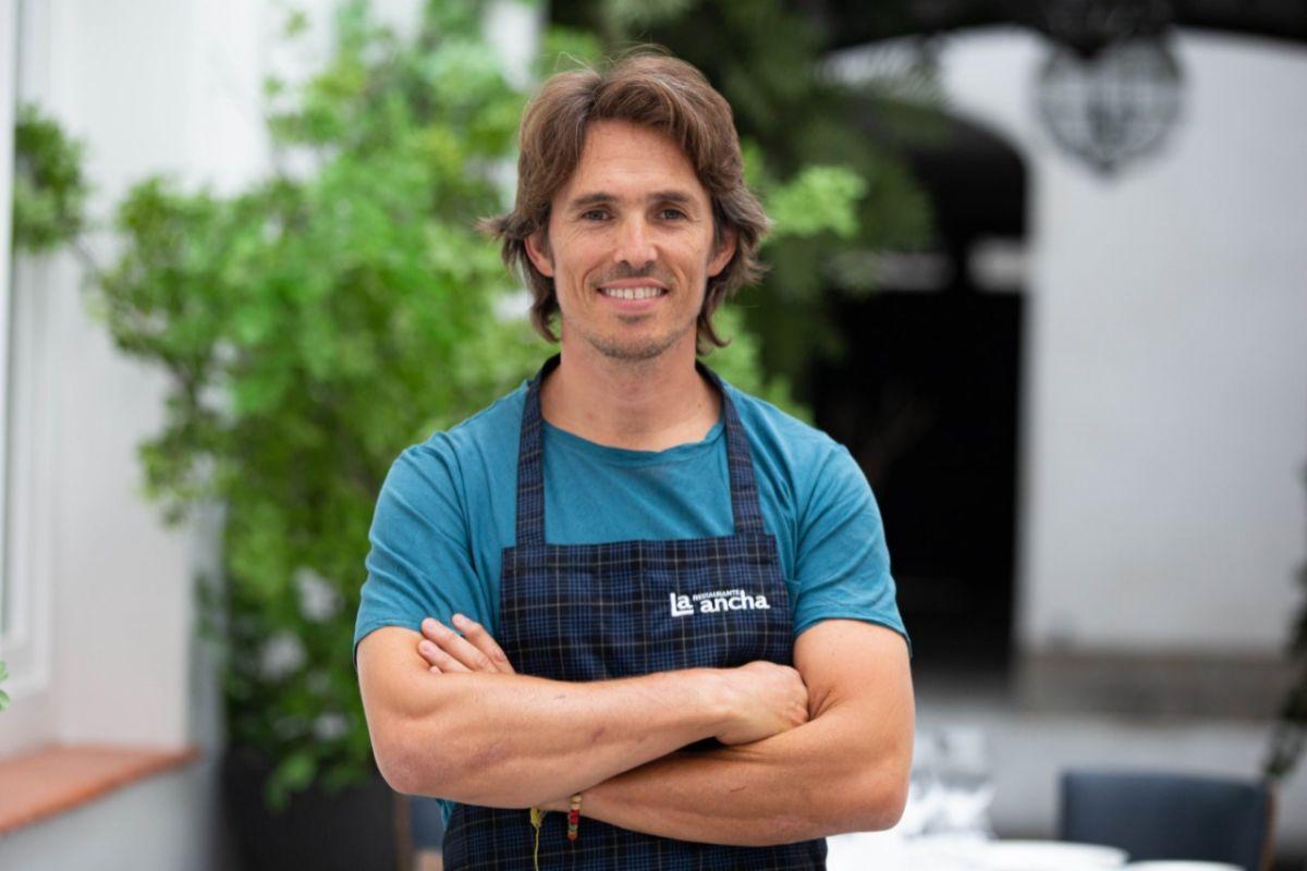 El chef y empresario Nino Redruello, de Armando Delivery.