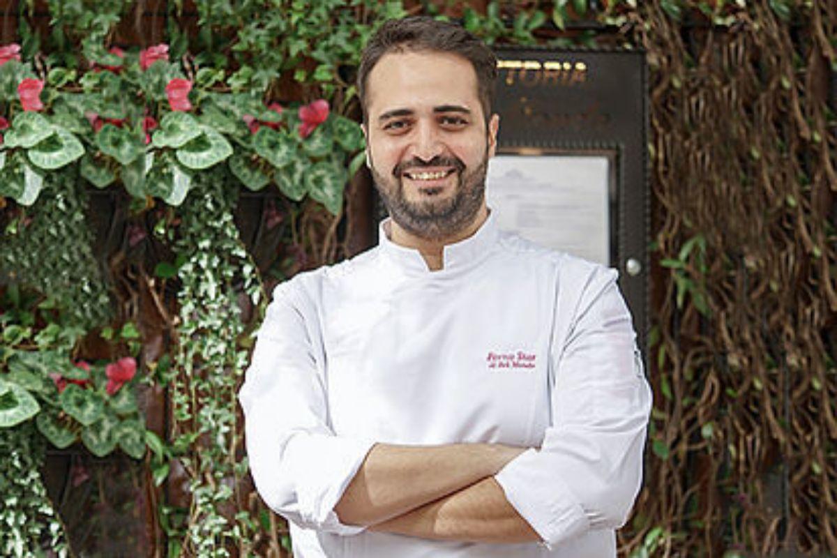 Ciro Cristiano, chef de Bel Mondo.
