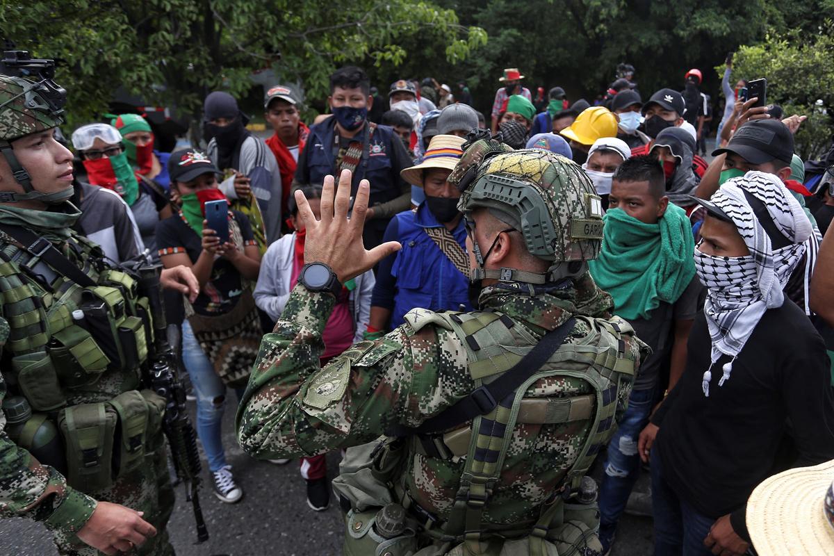Cólera  en las calles de Latinoamérica