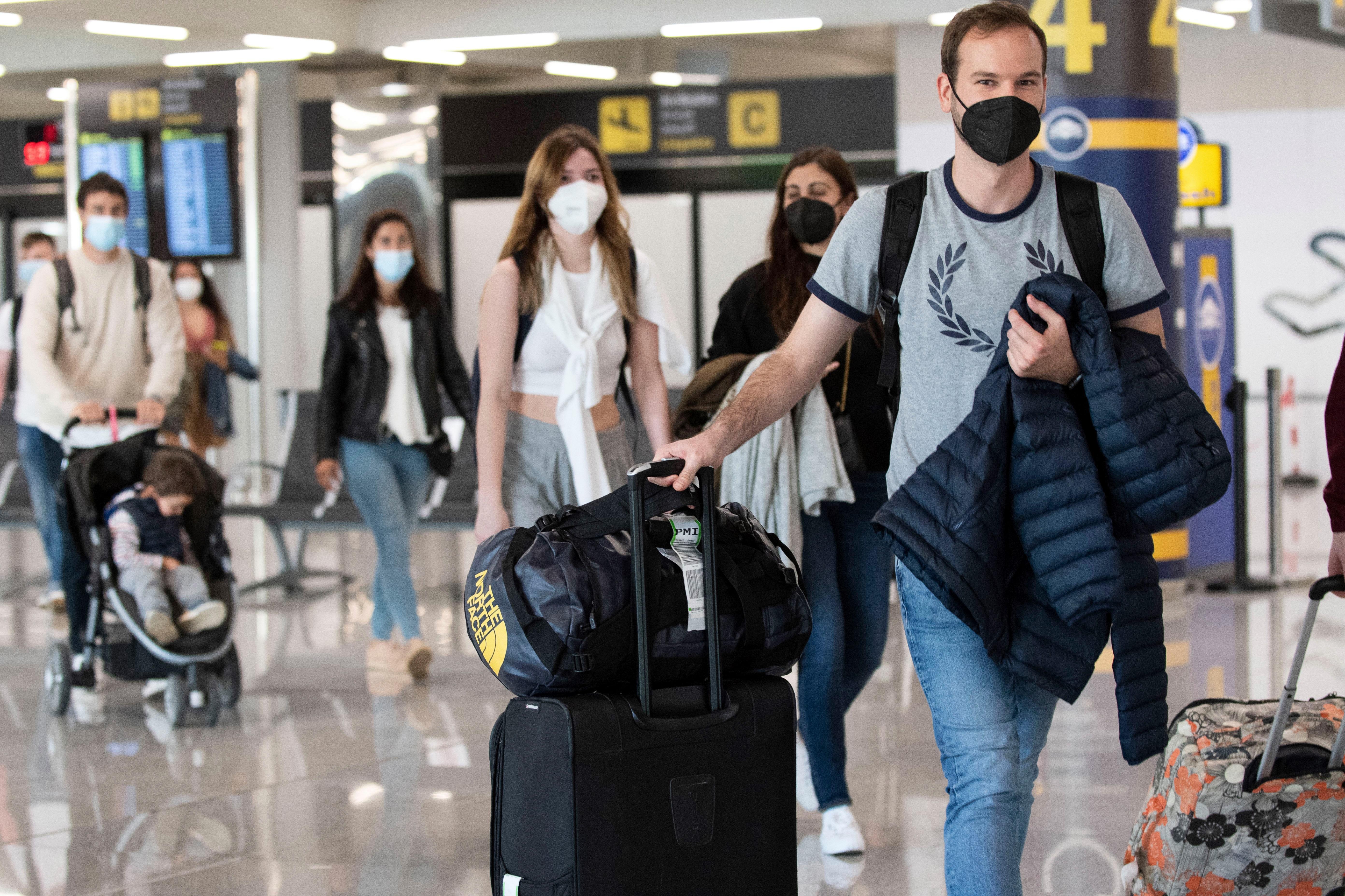 Baleares pagará un 'seguro Covid' para turistas que se infecten durante su estancia en las islas