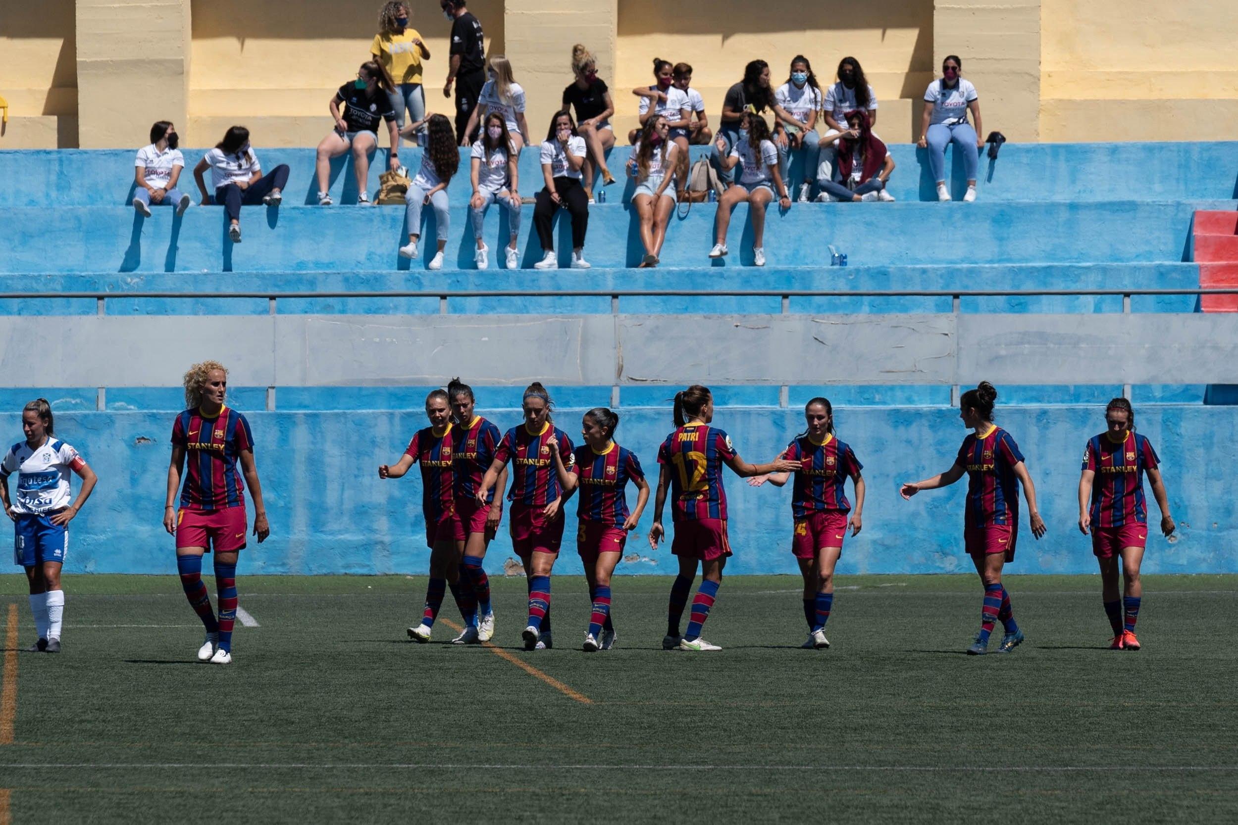 ¿Por qué el Barcelona arrasa en la Liga femenina?