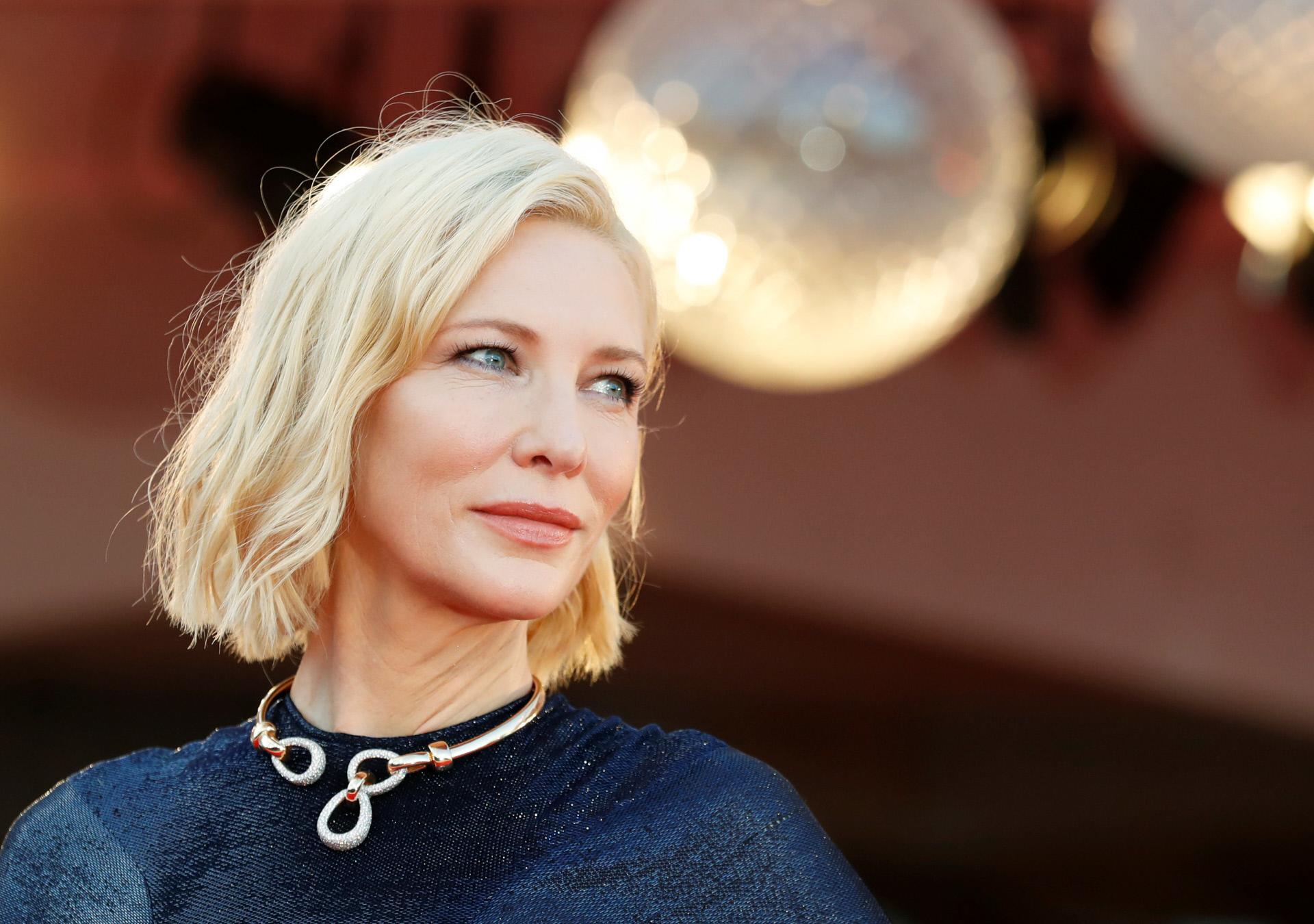 La actriz Cate Blanchett, en una imagen del pasado septiembre.