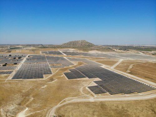 Proyecto para el desarrollo de un parque fotovoltaico en el municipio de Bonete (Albacete).