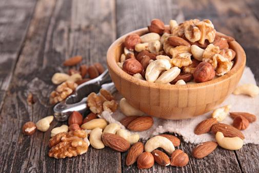 Frutos secos buenos endometriosis alimentos buenos dieta sana
