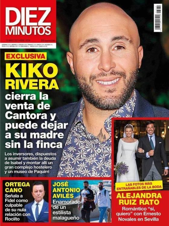 Kiko Rivera cierra la venta de Cantora. ¿Quedará Isabel Pantoja en la calle?
