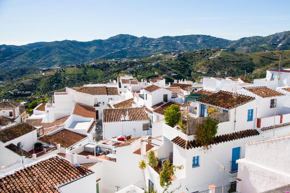 Frigiliana (Málaga), uno de los destinos más buscados.
