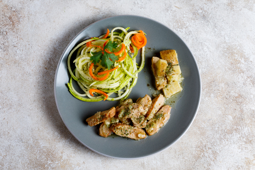 dieta espagueti adelgazar pasta light