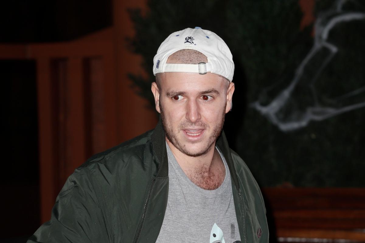Alex Lequio, en una de sus últimas apariciones, en octubre de 2019.