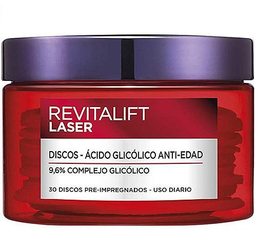 Revitalift Láser Peeling , de L'Oréal Paris.