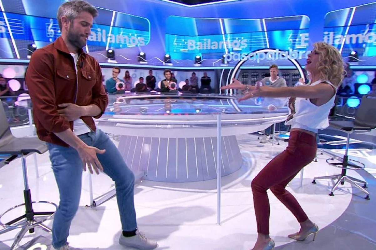 Quién es Beatriz Jarrín, la invitada que se atreve a bailar junto a Roberto Leal en Pasapalabra.
