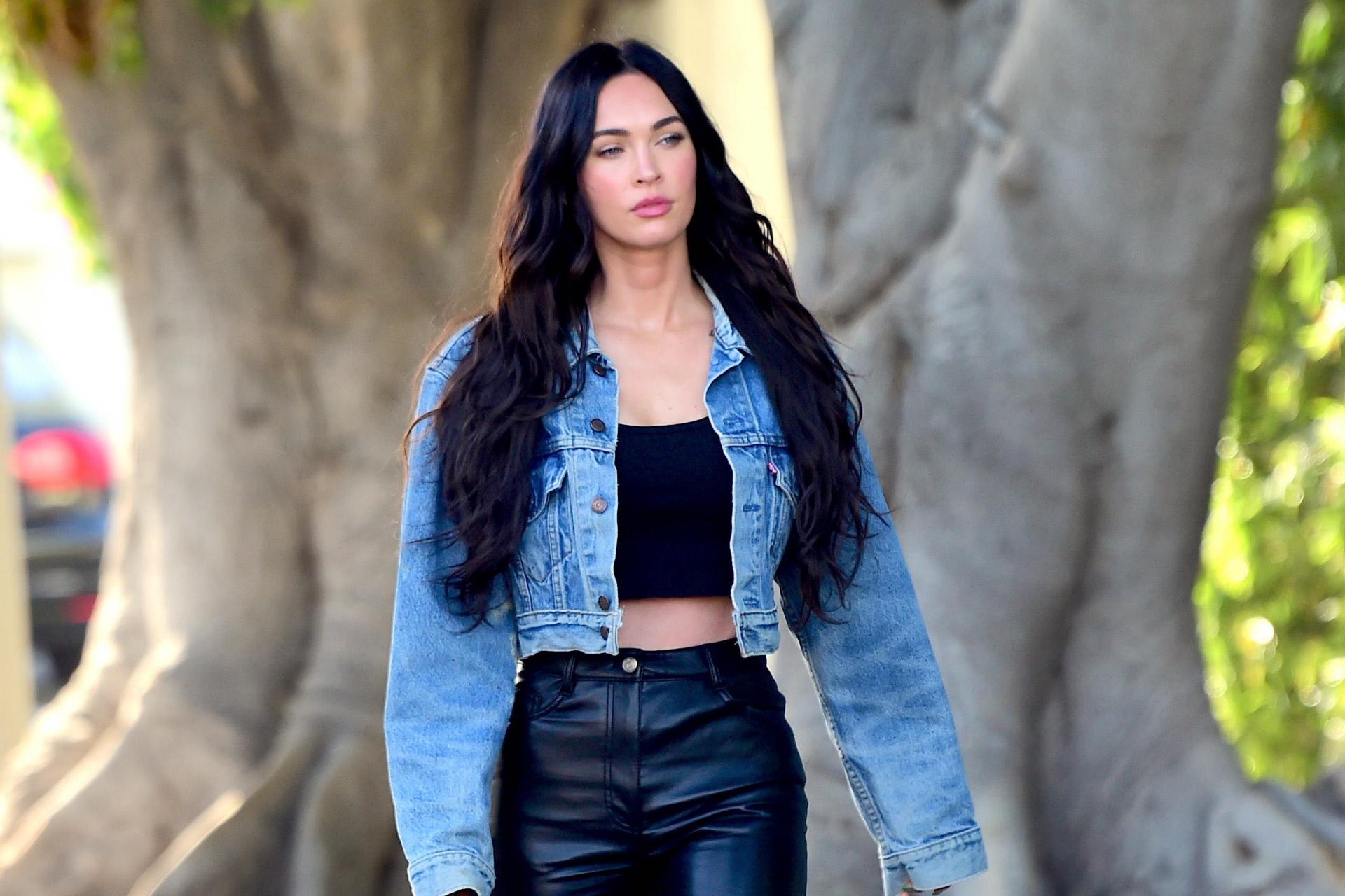 Megan Fox, en una imagen del pasado abril.