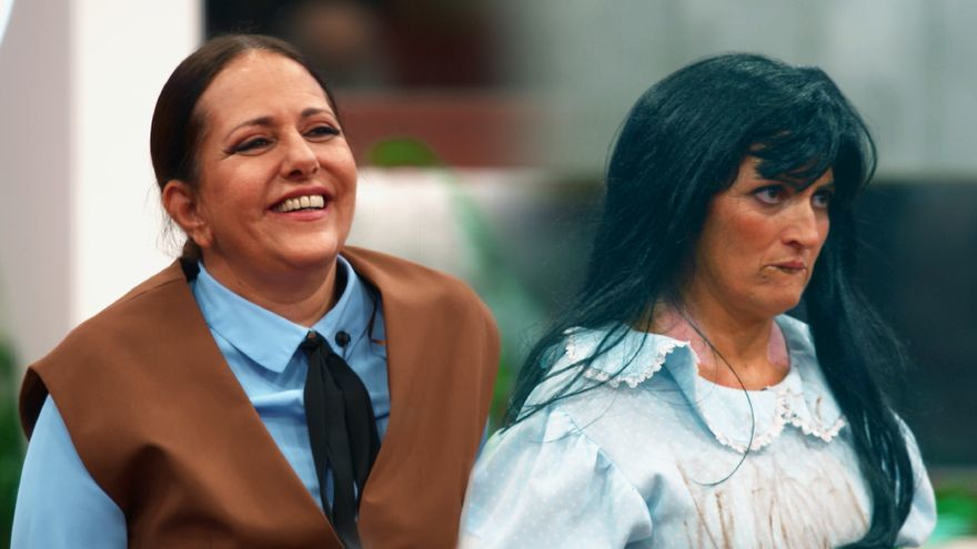 Yolanda Ramos y Silvia Abril, en LOL