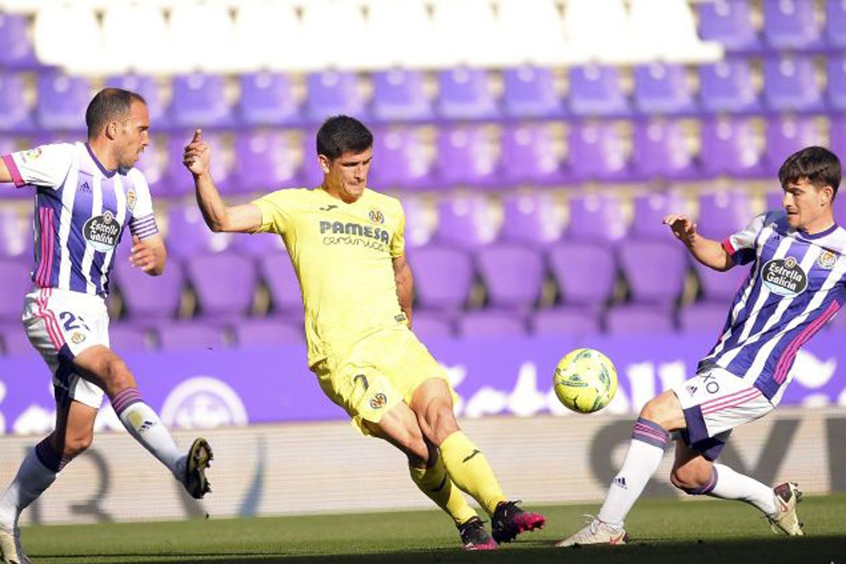 Gerard Moreno es el máximo goleador del Villarreal con 55 tantos