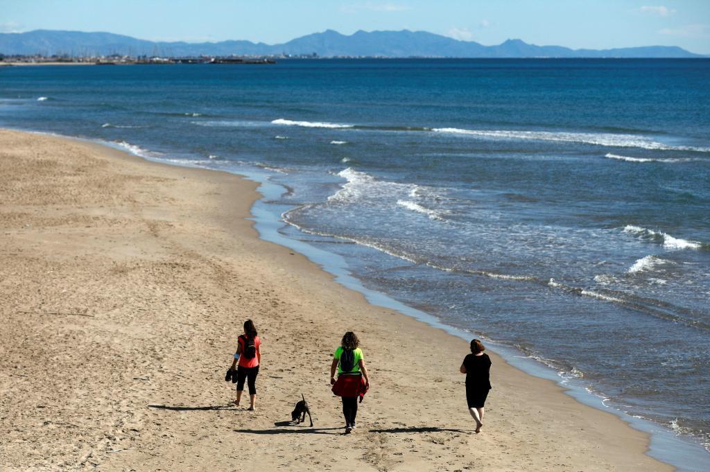 Playa de Sagunto, Valencia
