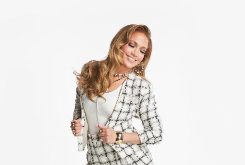¿Quién si no J. Lo podría atreverse hoy con el pelazo Cindy? Aquí, en una imagen promocional de su papel como jurado en el programa de la NBC 'World od Dance'.