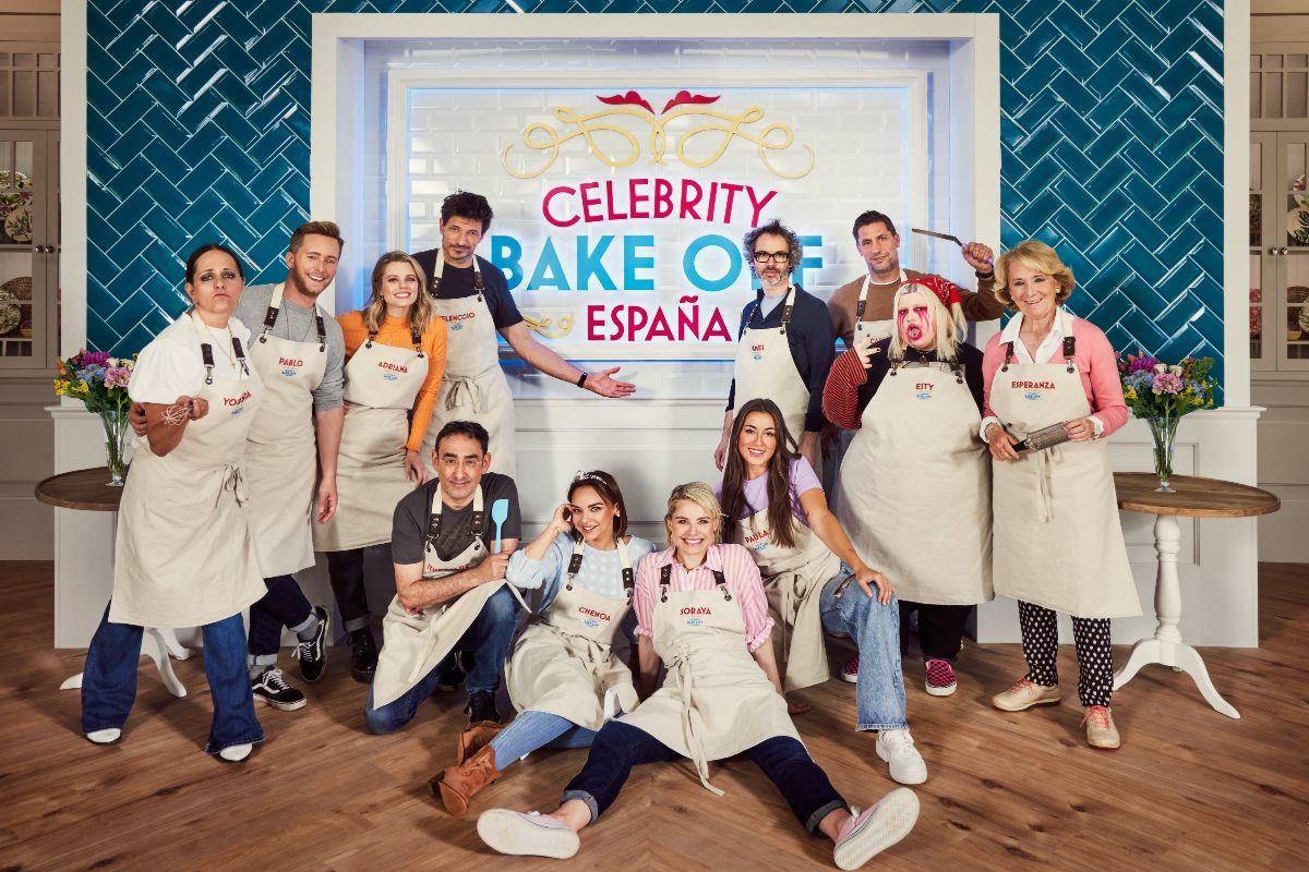 Celebrity Bake Off: Todos los concursantes del 'talent' culinario de Amazon Prime Video