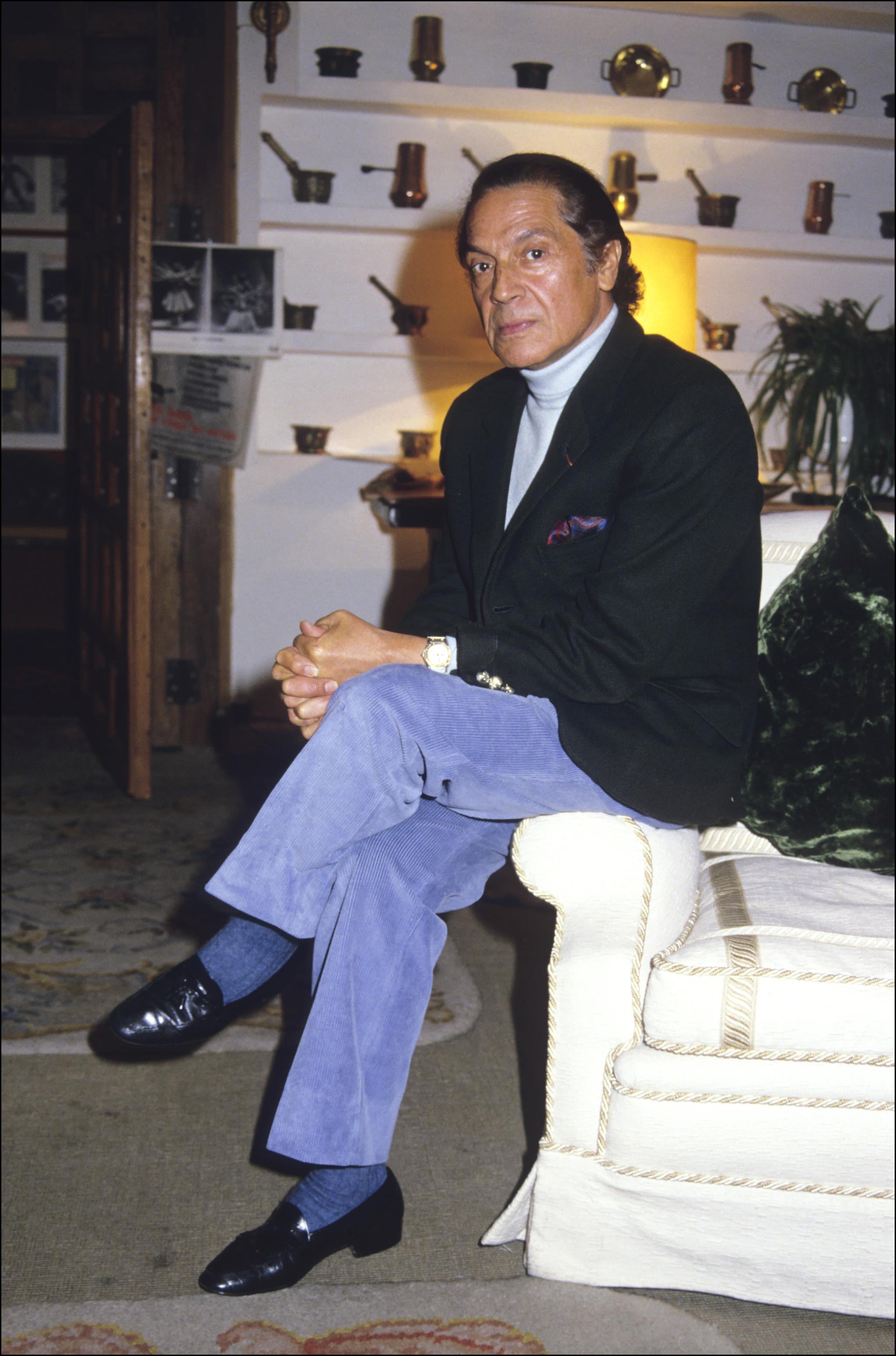 Antonio el Bailarín en una imagen de los años 60.