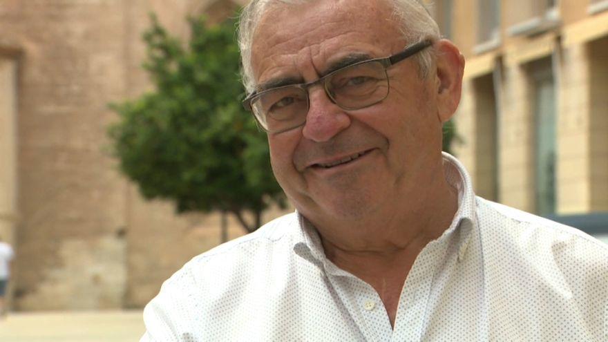 El ex secretario de finanzas del PSPV, José Cataluña.