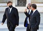 """Barones de PSOE y PP exigen """"grandes consensos"""" en políticas clave"""