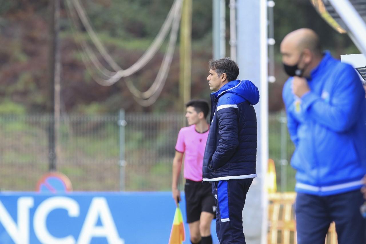 Juan Carlos Valerón, esta temporada.