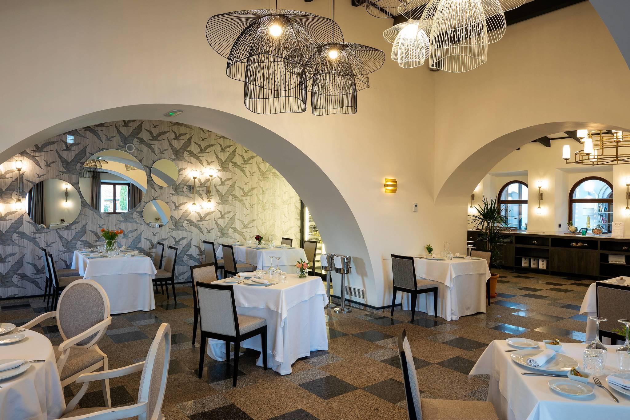 Restaurante Las Corchuelas.