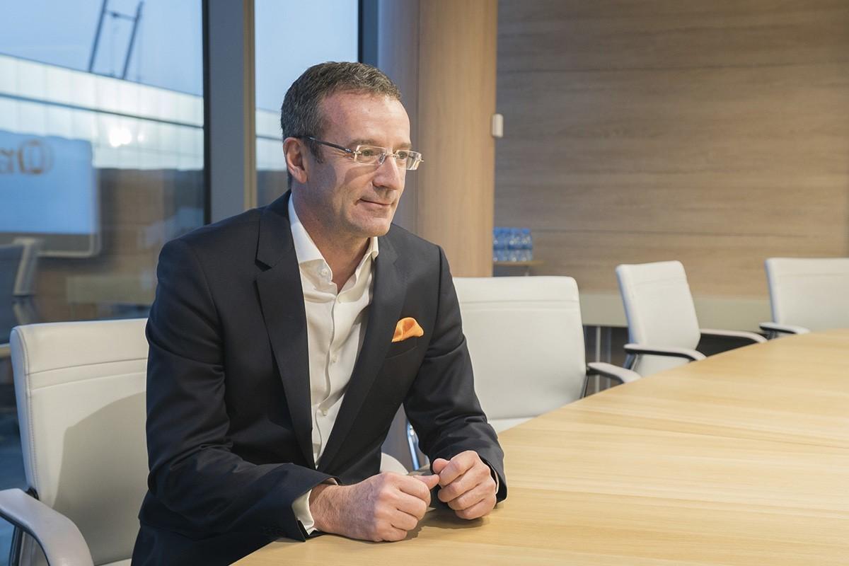 Jean François Fallacher, Consejero Delegado de Orange España